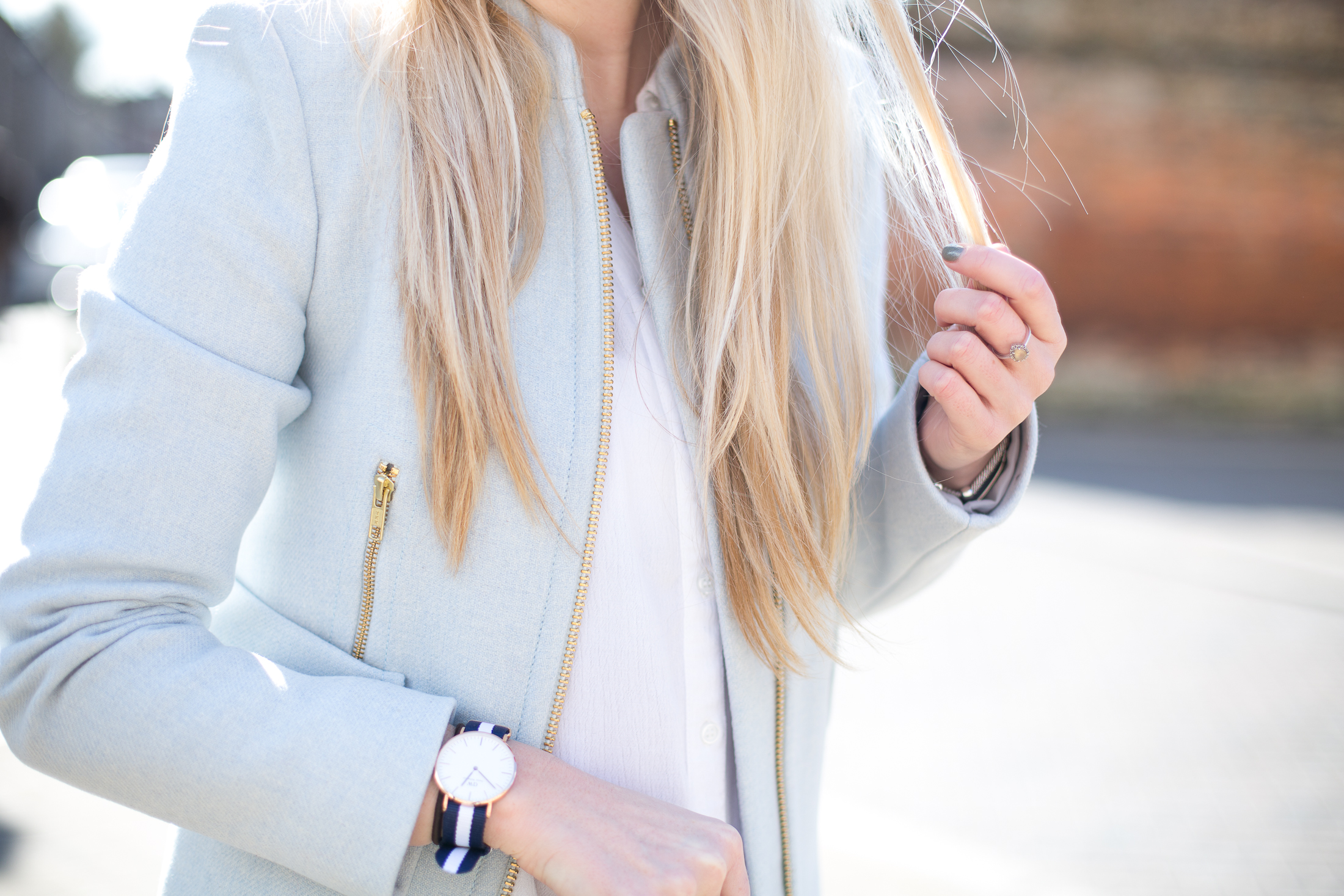 Reiss Orchid Jacket