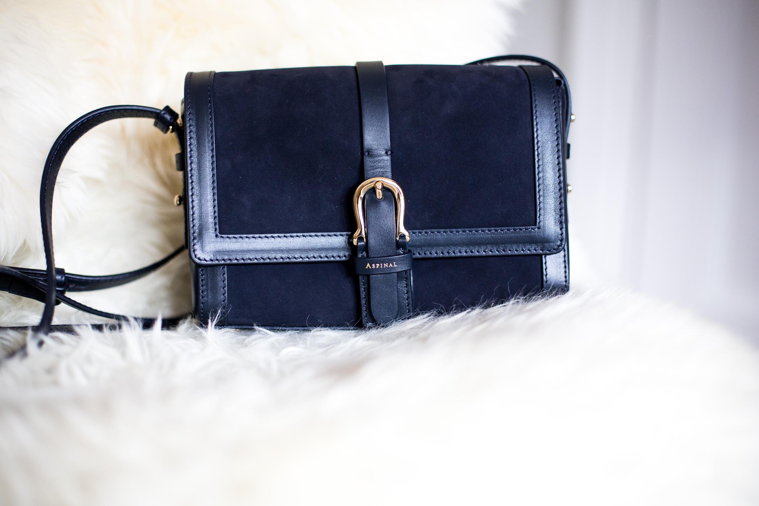Aspinal Buckle Bag