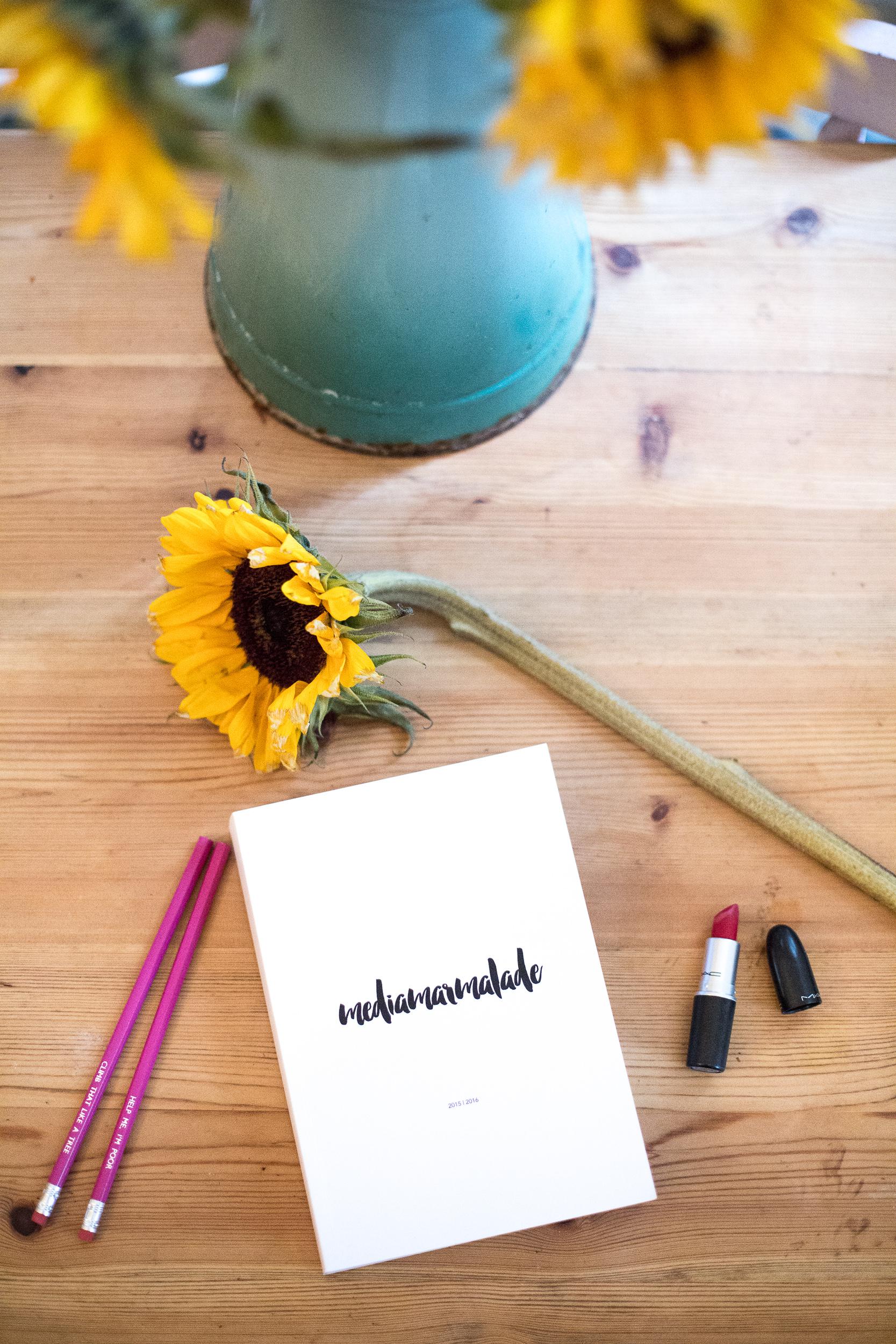 Mediamarmamalade Blog Planner