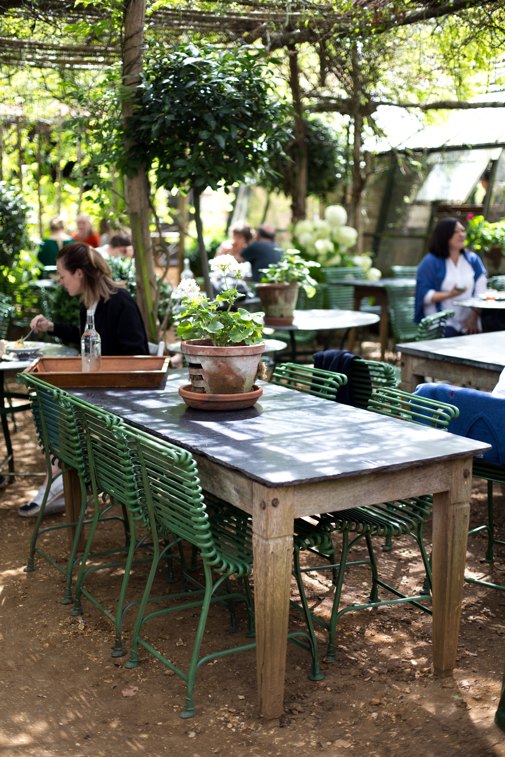 Mediamarmalade Petersham Nurseries