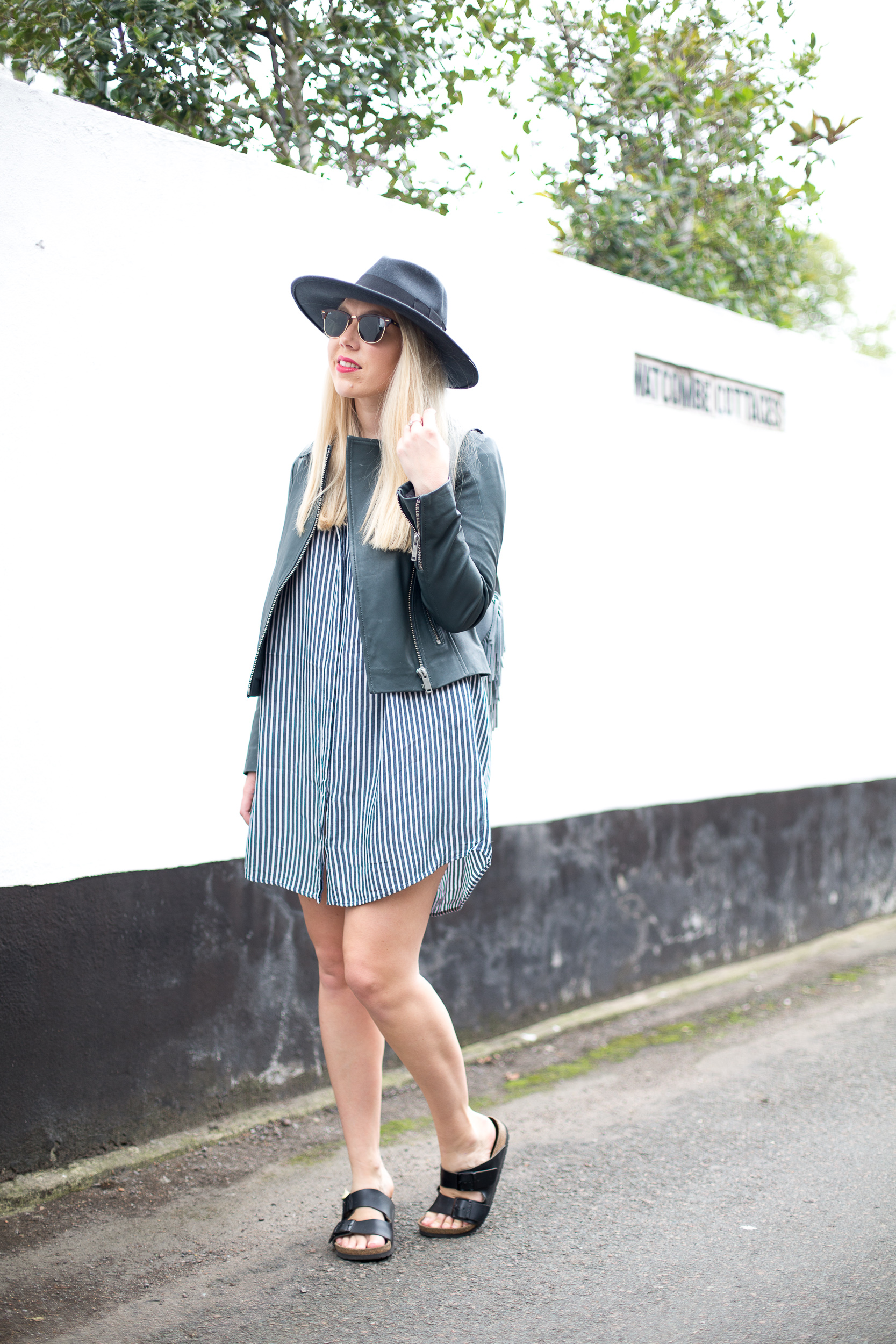 Mediamarmalade Shirt Dress