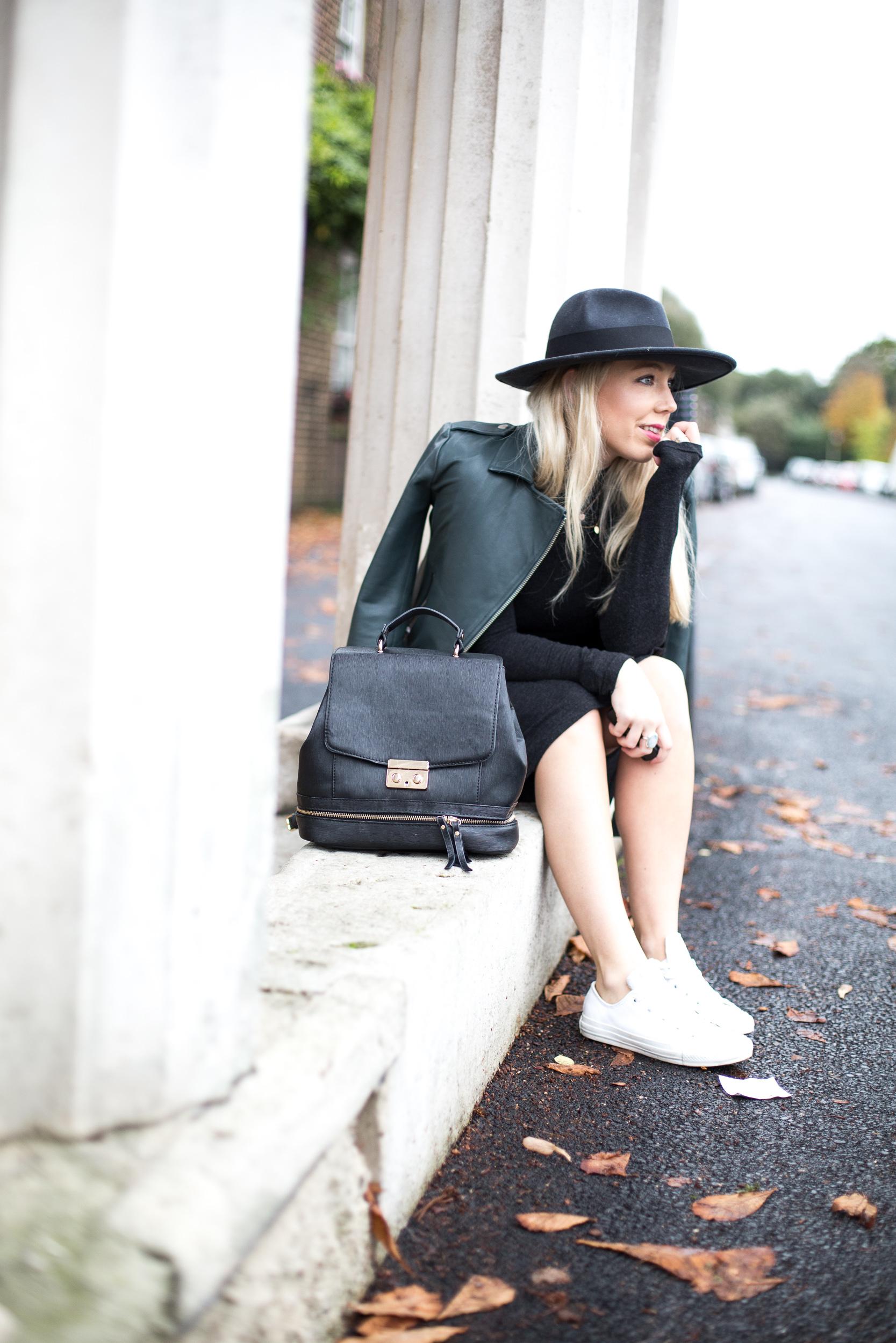 Mediamarmalade Leather Jacket