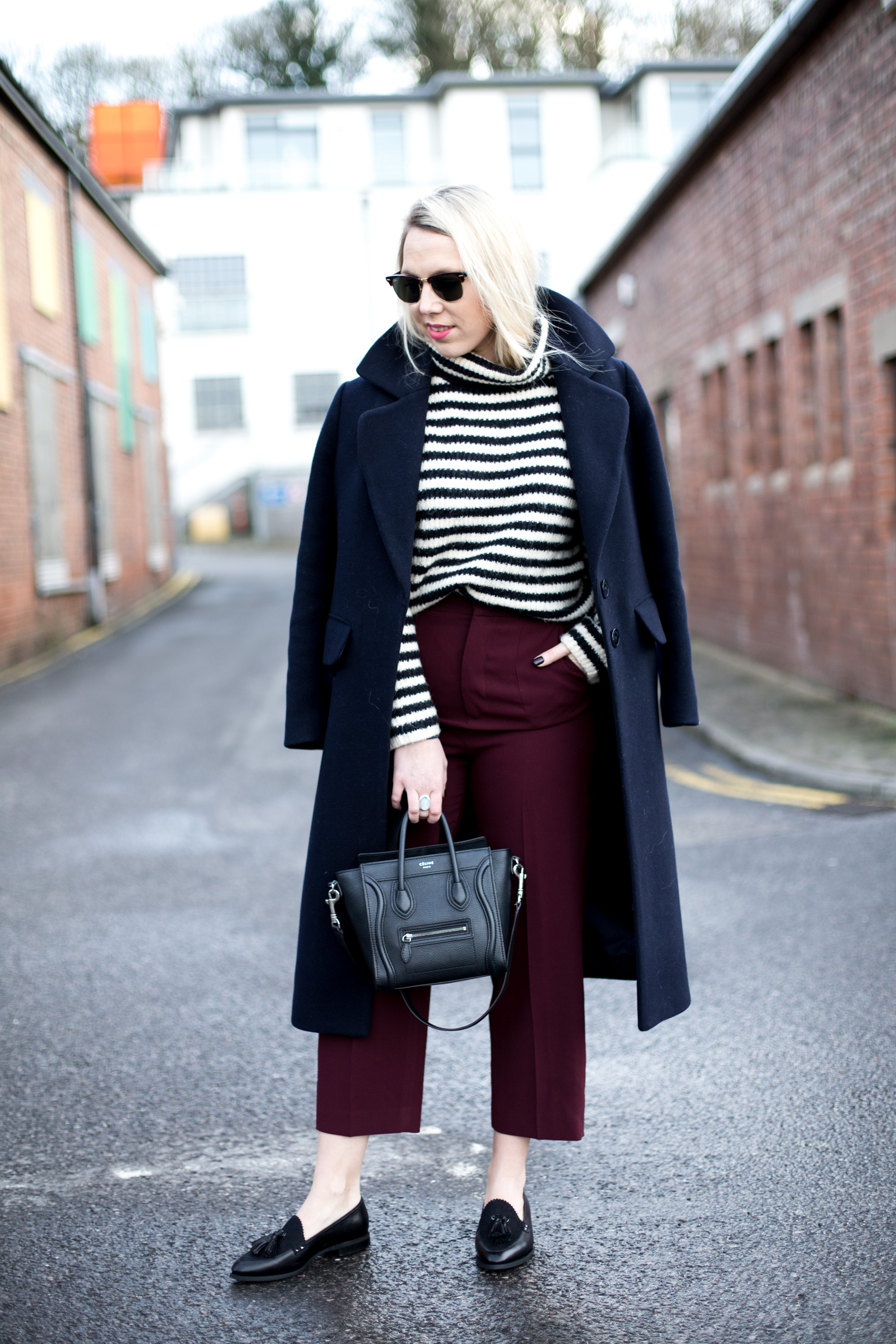 Mediamarmalade Cropped Trousers