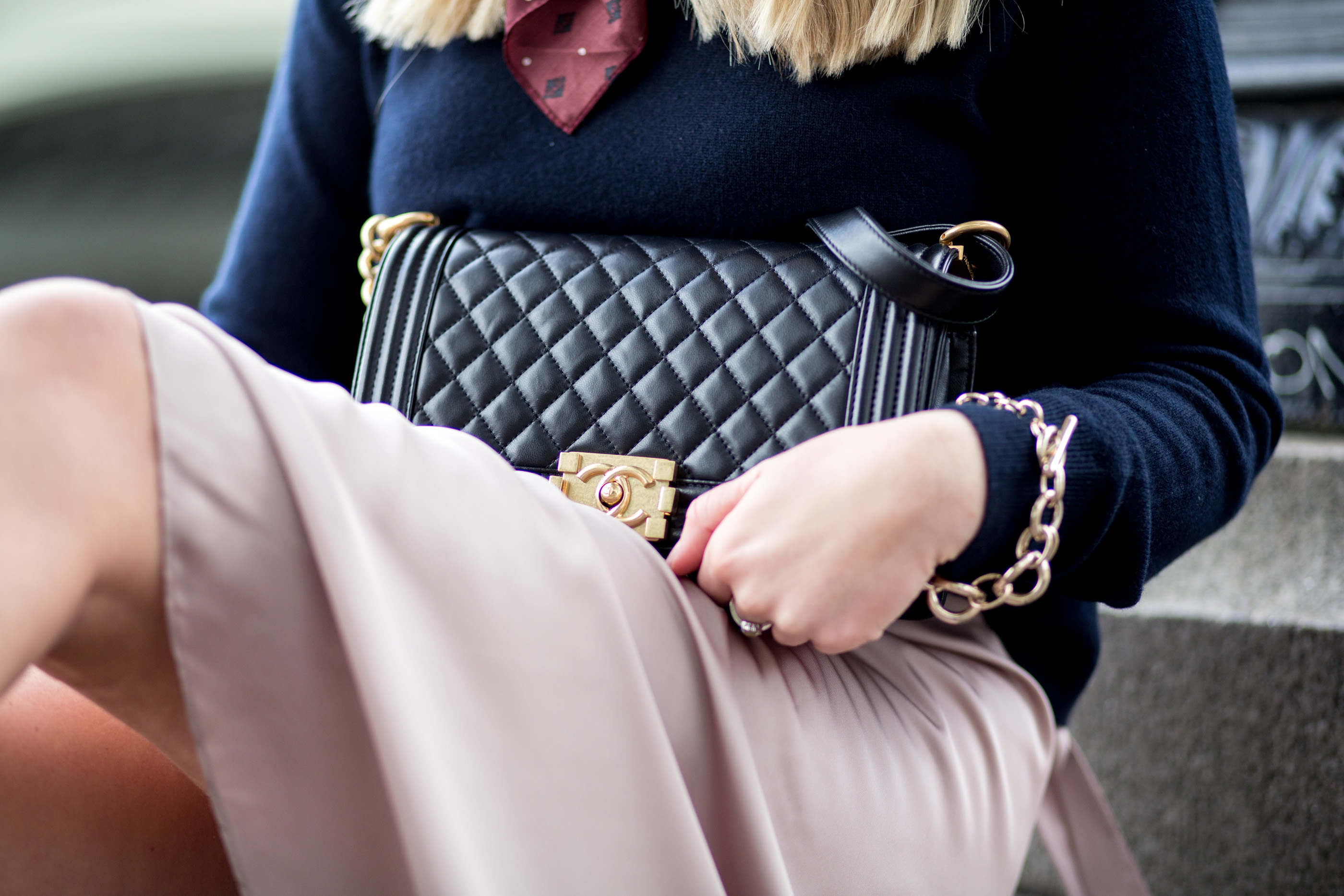 mediamarmalade Chanel Boy Bag