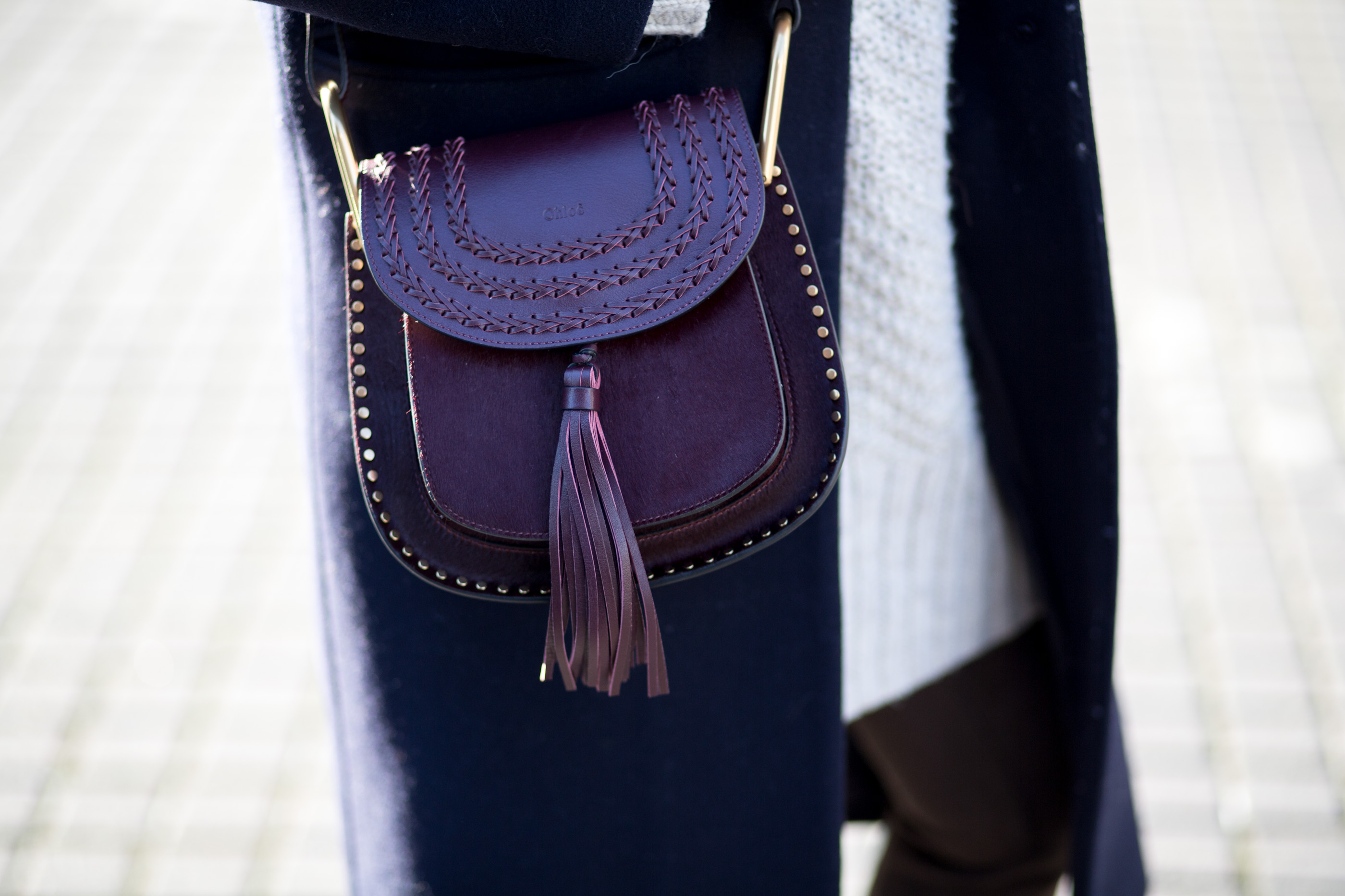 Mediamarmalade | Chloe Hudson | Russell & Bromley Loafers | Street Style