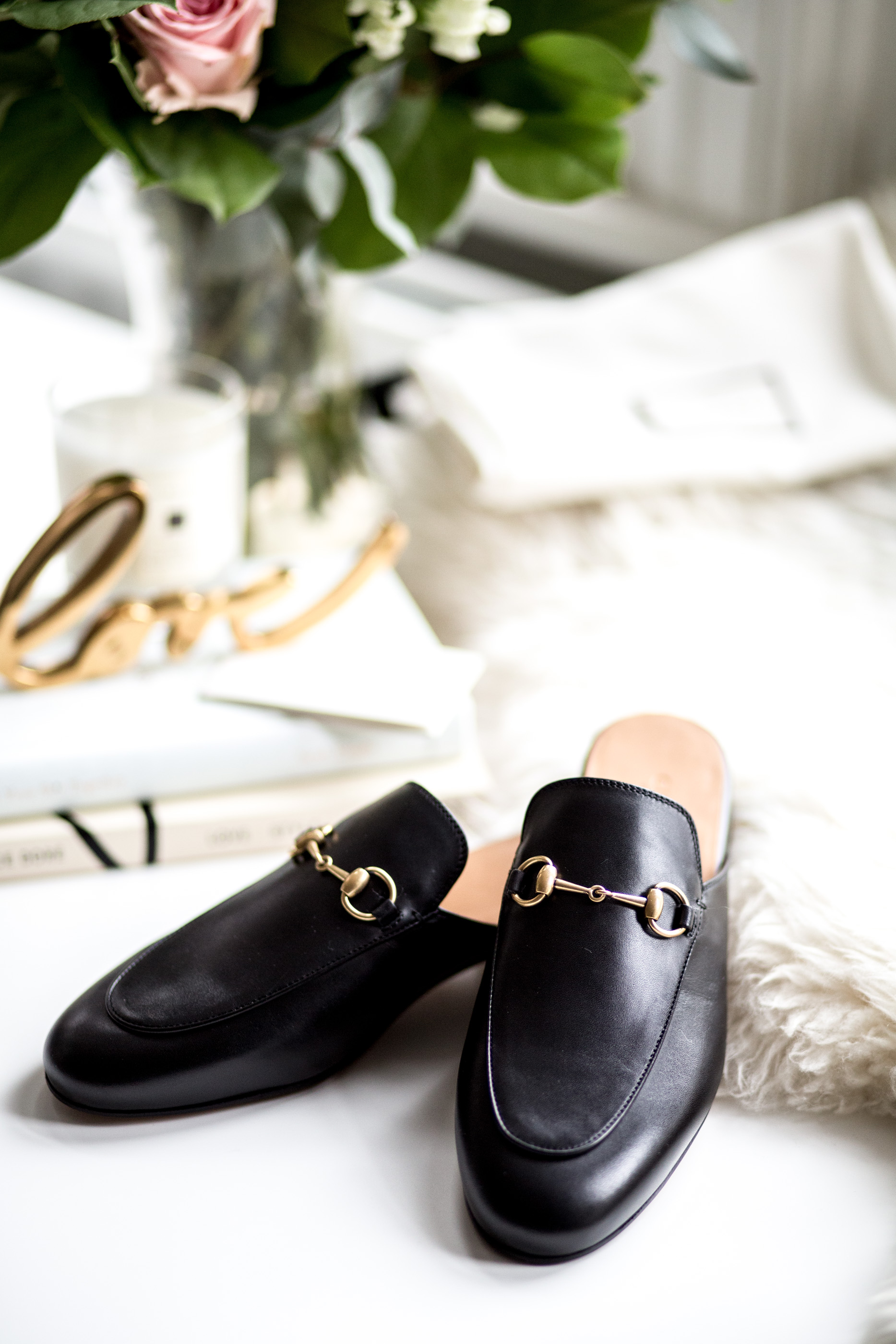 Mediamarmalade | Gucci Princetown Slippers | Luxury Investments