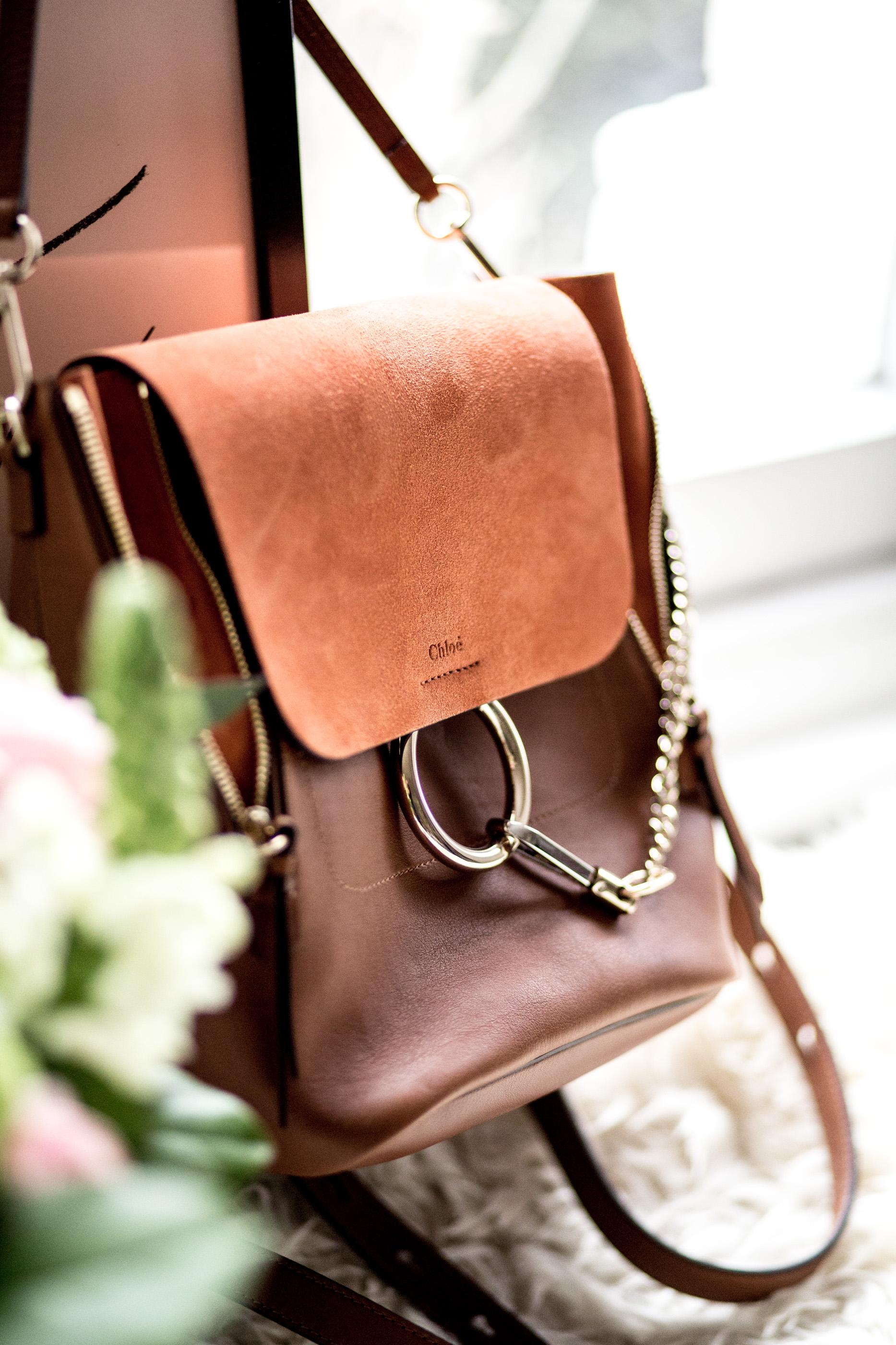 Mediamarmalade | Chloe Faye Backpack | Luxury Investments