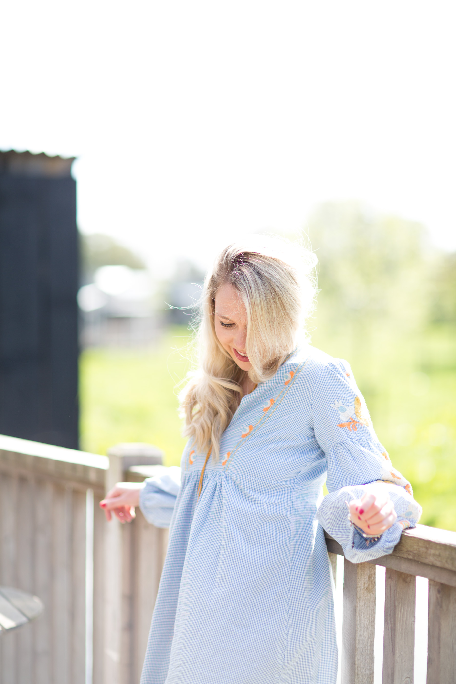 How To Style A Smock Dress At Any Age Mediamarmalade