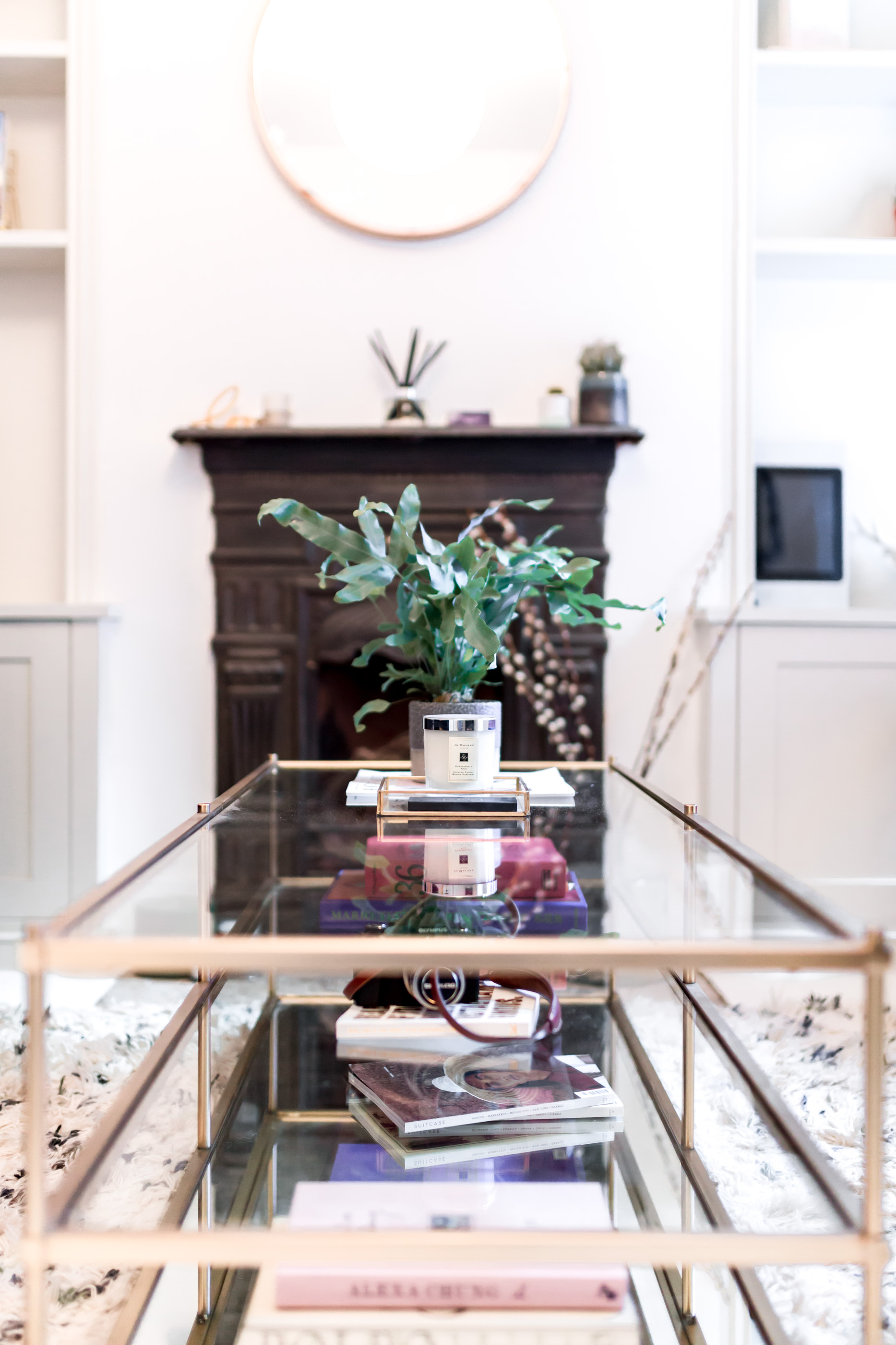 HOW TO STYLE A COFFEE TABLE & THE THREE STYLING RULES I LIVE BY